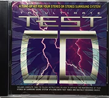 Ultimate Cd The Ultimate Test Cd Amazon Com Music