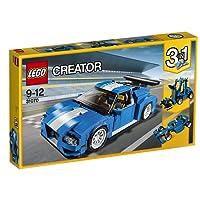 Lego - 31070 Creator Turbo Pist Yarışçısı