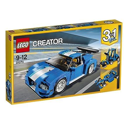 Buy Lego Creator 3in1 Turbo Track Racer Building Blocks For Kids 9