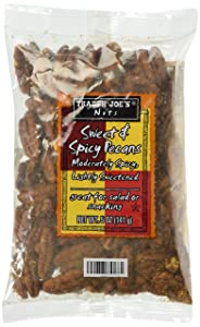 Trader Joe's Sweet and Spicy Pecans 5 oz