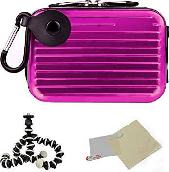 Point and Shoot Digital Camera with Screen Protector Case for Nikon CoolPix