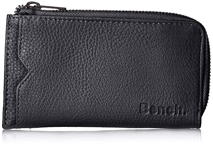 Bench Coin Purse Monedero, Mujer, Coin Purse, Negro, 28.2 x ...