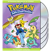 Pokémon: Johto League Champions - The Complete Collection