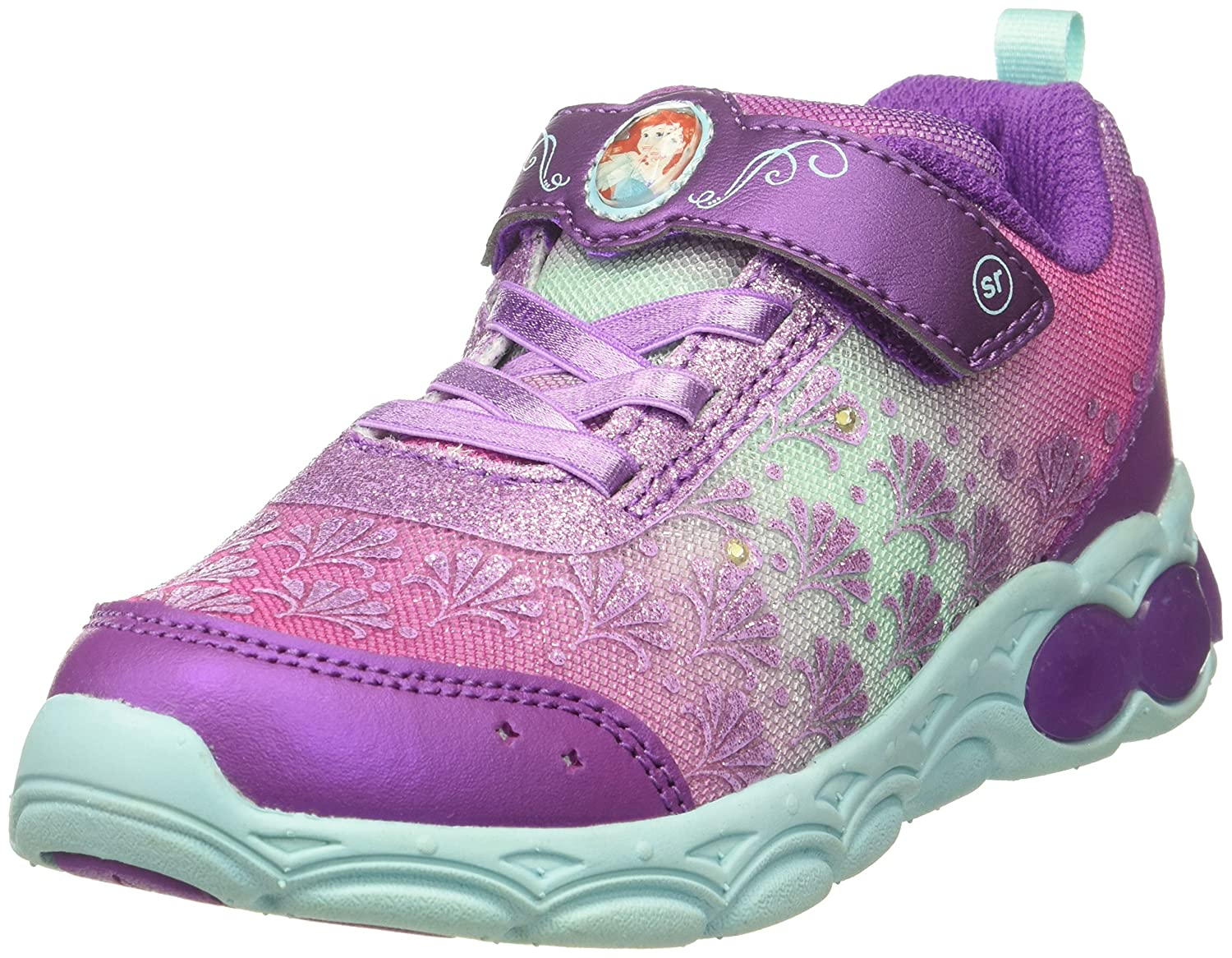Stride Rite Girl's Disney Ariel Ocean Adventurer Shoes BG56755DY