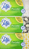 Puffs Plus Lotion Facial Tissues - 124 ct - 3 pk