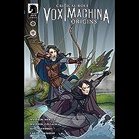 Critical Role: Vox Machina Origins #1 (English Edition)