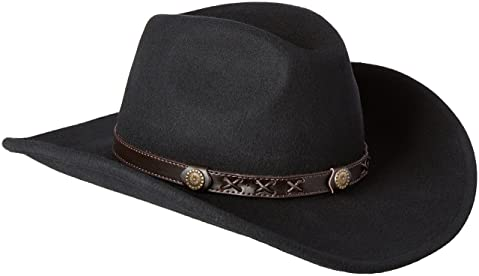 The Best Black Cowboy Hats In 2018 - The Best Hat 77c5dc04c82a
