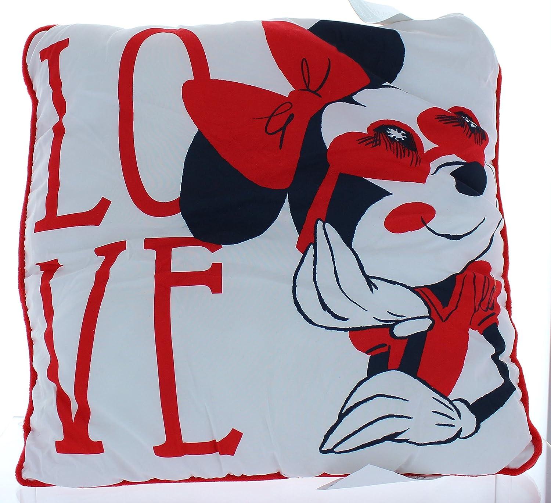 Disney Minnie Mouse Skinny Madem Decorative Pillow