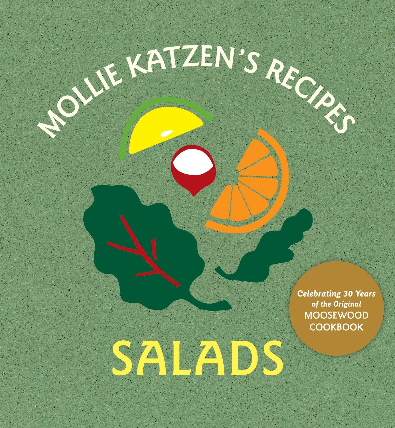 Read Online Mollie Katzen's Recipes   Salads PDF