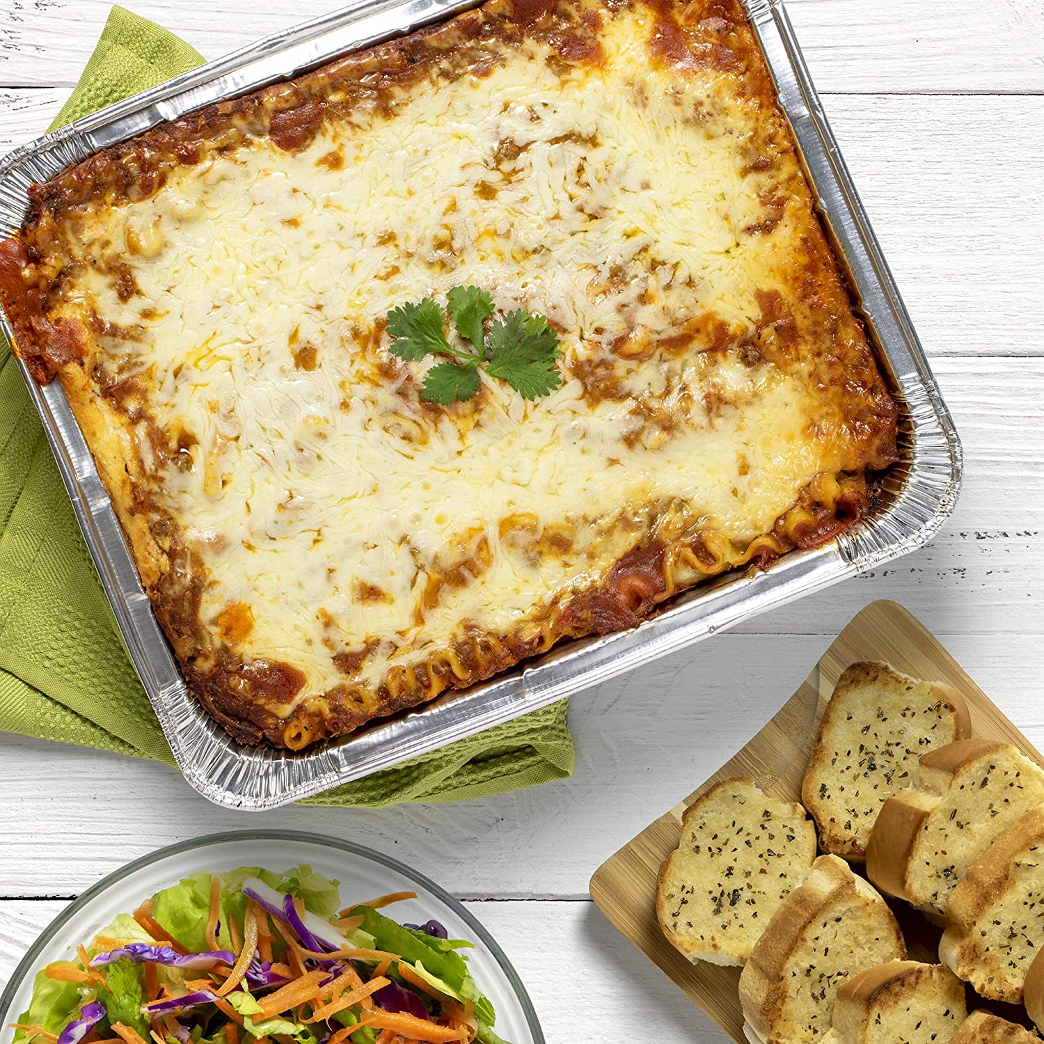 Nestle Frozen Meal Stouffers Bulk Food Family Dinner Lasagna with Meat Sauce