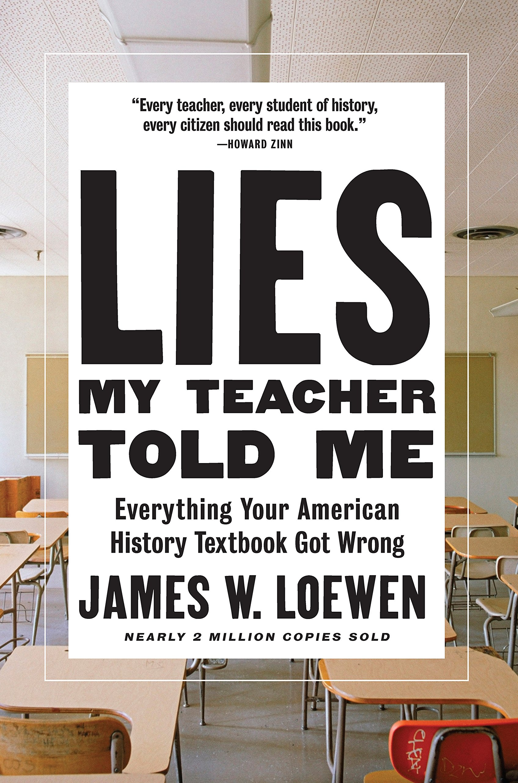 Download Lies My Teacher Told Me: Everything Your American History Textbook Got Wrong pdf