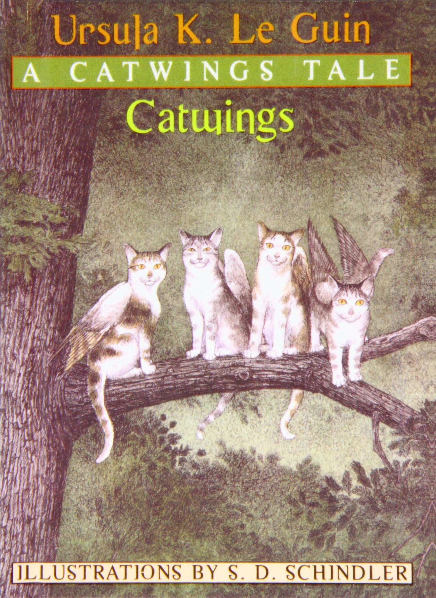 Catwings ebook