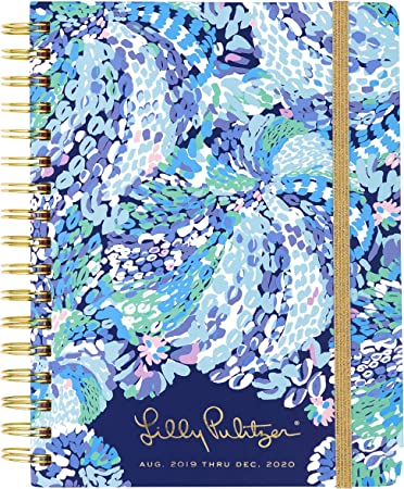 Lilly Pulitzer Large Agenda Wave After Wave One Size
