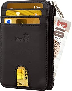 c94ca83f4257 Contactless Safe RFID WALLET FOR MEN - RFID BLOCKING SCAN PROOF ...