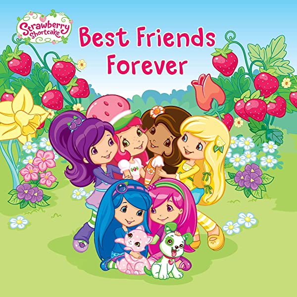 Best Friends Forever Strawberry Shortcake Brooke Samantha