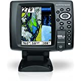 Humminbird 409460-1 688ci HD DI Internal GPS/Sonar Combo Fishfinder with Down Imaging (Black)
