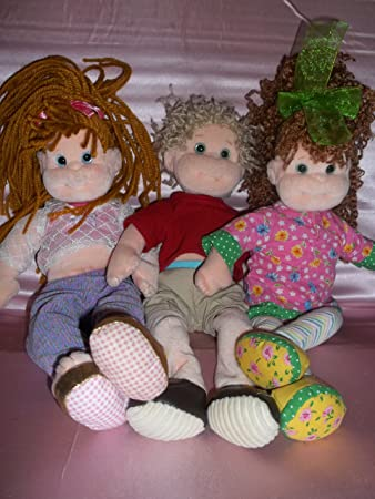 5b3571bd553 Ty Beanie Boppers Dolls - Set of Three  Amazon.co.uk  Toys   Games