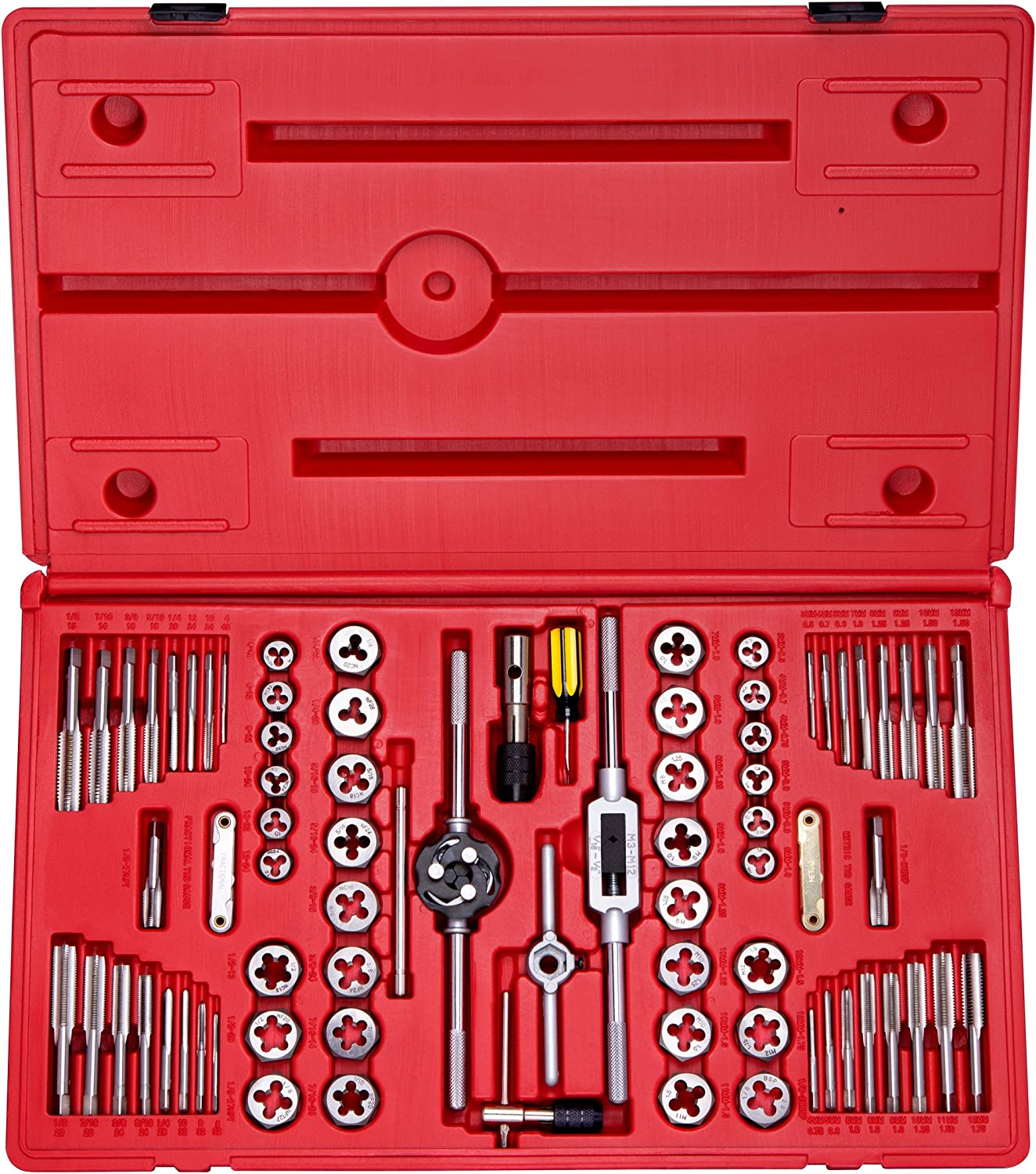Neiko Pro-Grade tap and die set