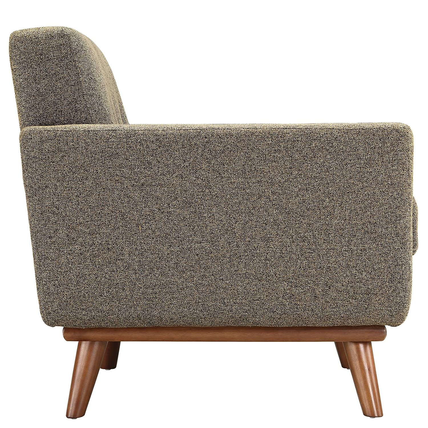 Amazon Modway Engage Mid Century Modern Upholstered Fabric