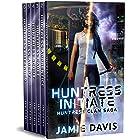 Huntress Clan Saga Complete Series Boxed Set: Books 1-6