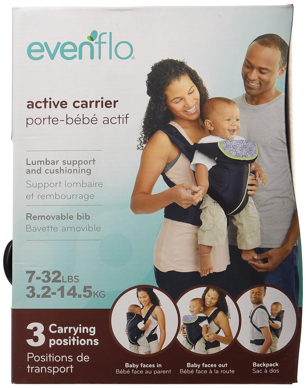 55c6a7fdecf Amazon.com   Evenflo Active Soft Carrier