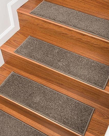 High Quality NaturalAreaRugs Kenwood Carpet Stair Treads, Set Of 13, 9u0026quot; ...