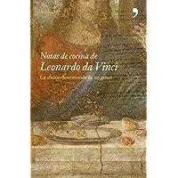 Notas De Cocina De Leonardo Da Vinci