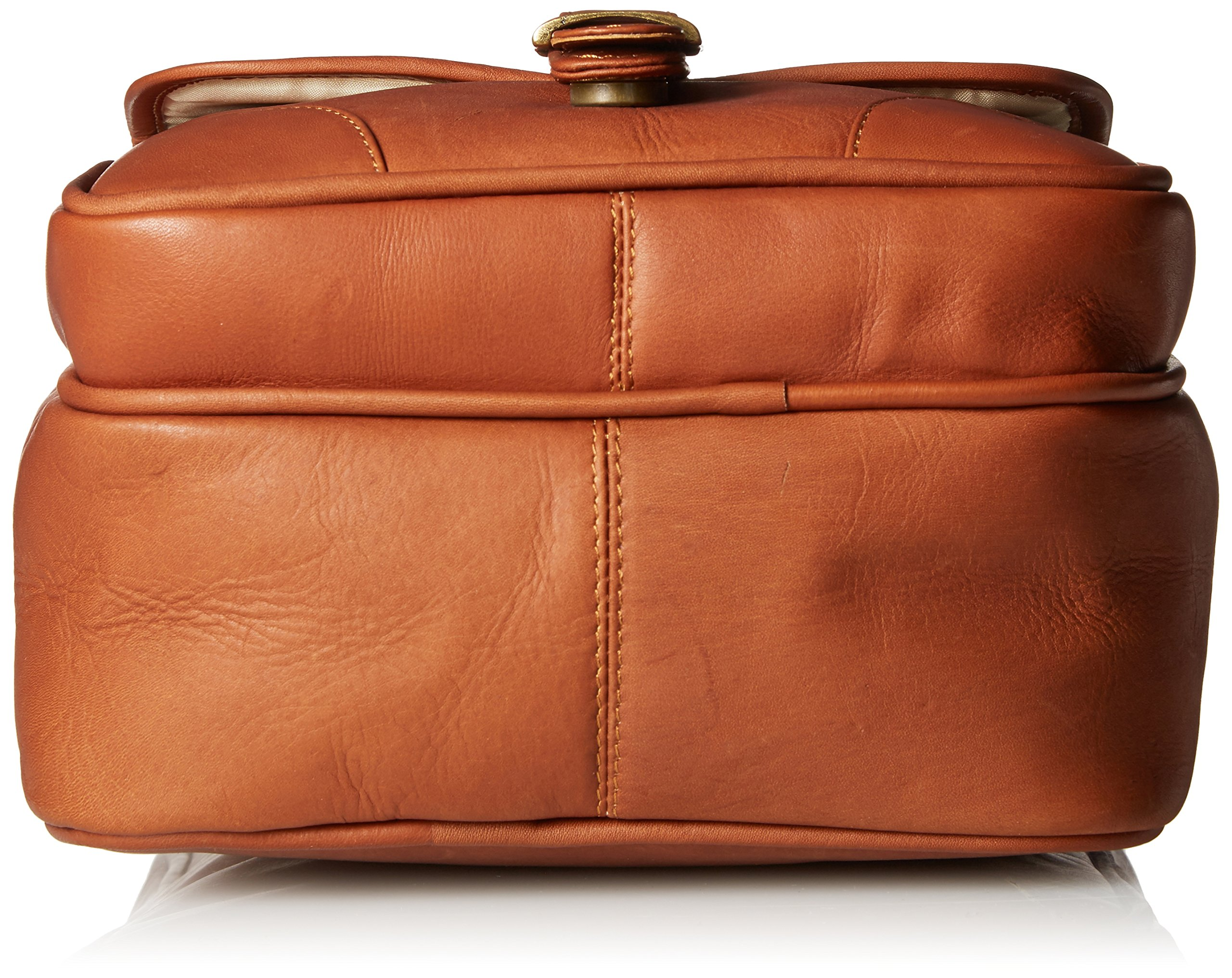 Claire Chase Upright Golf Shoe Bag, Saddle by ClaireChase (Image #4)