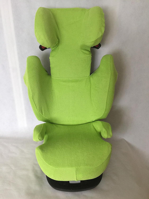 Sommerbezug Schonbezug Für Cybex Solution M M Fix S Fix M Sl Frottee 100 Baumwolle Grün Baby