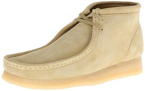 7e752925 CLARKS Men's Wallabee Boot