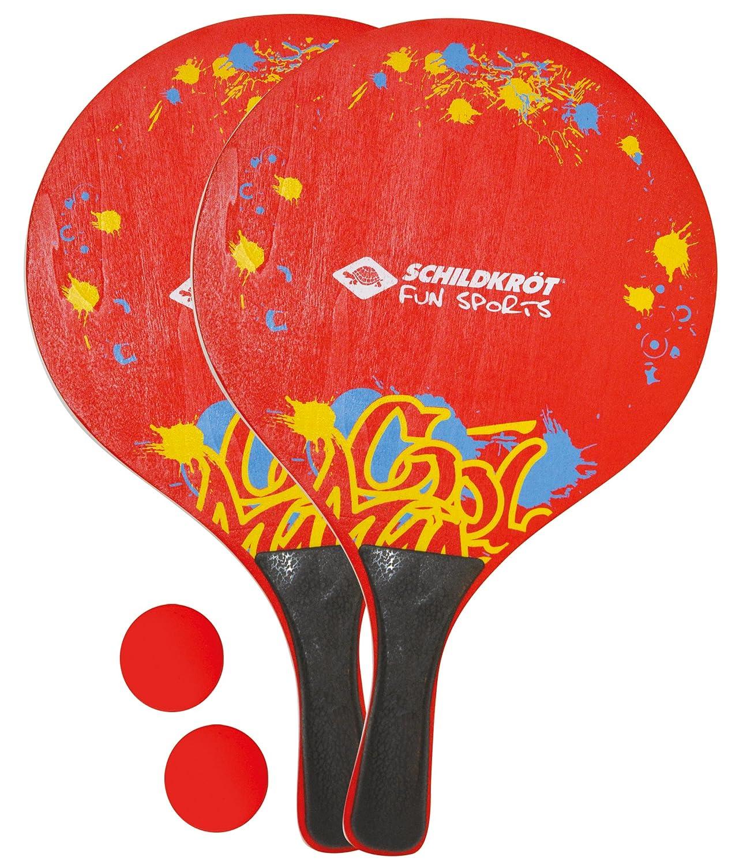 Schildkroet Funsports 970152 Set de Pelota de Playa, Unisex niños,, Talla Única MTS Sports schildkroet-funsports_970152