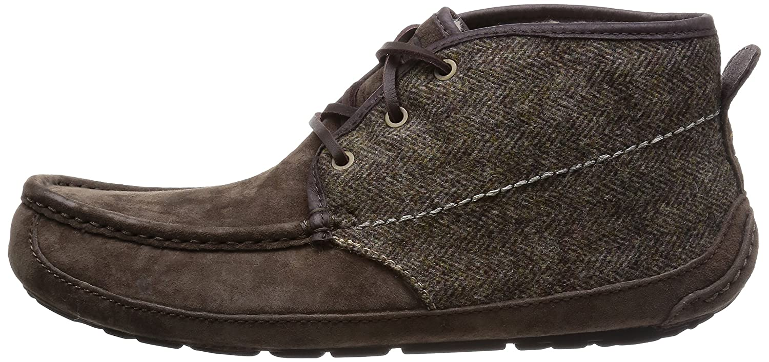 f4f23b383 Amazon.com | UGG Mens Lyle Tweed Stout Tweed Snow Boots Size 18 | Boots