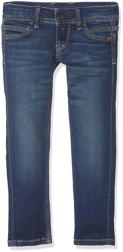 caf1d38785c Pepe Jeans Ariella Jeans Fille Bleu (Denim) 14 Ans (Taille Fabricant  14)  Lot de  Amazon.fr  Vêtements et accessoires
