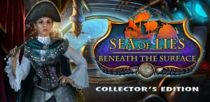 Sea of Lies: Beneath the Surface Collector's Edition from Big Fish Games