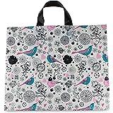 0024dda443 Amazon.com  200 Pk Retail Merchandise Clothing Bags Cotton Handles ...