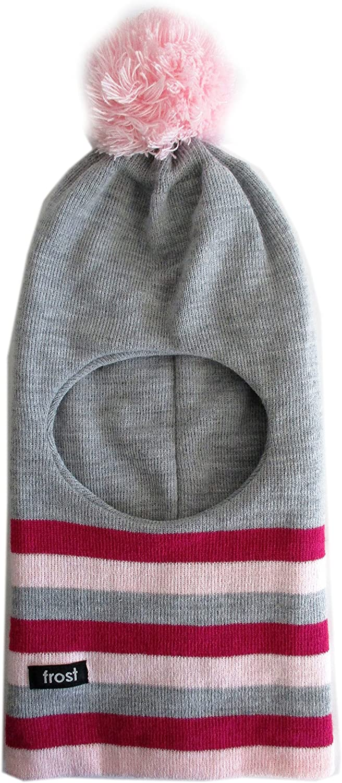 Frost Hats Winter Girls Hat Balaclava Ski Mask Knit