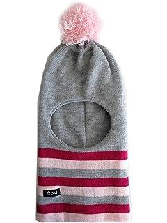 941a1004d49 Amazon.com  Frost Hats Winter Boy s GRAY Hat Balaclava Ski Mask ...