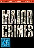 Major Crimes - Die komplette vierte Staffel [Alemania] [DVD]