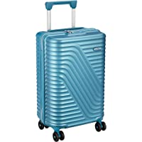 American Tourister High Rock Hardside Spinner Luggage 55cm with TSA Lock - Blue