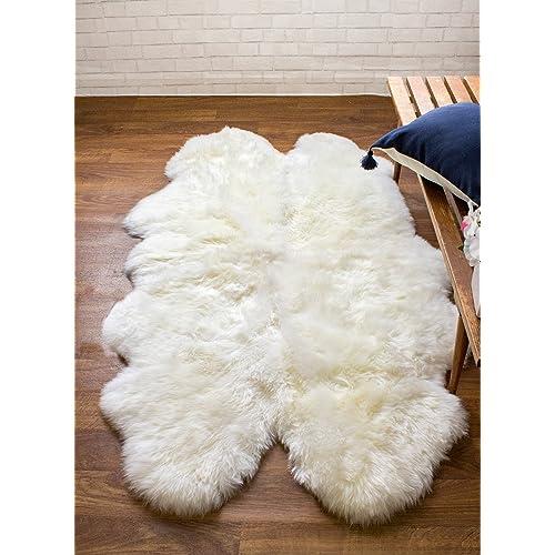 Large Sheepskin Rugs: Amazon.com