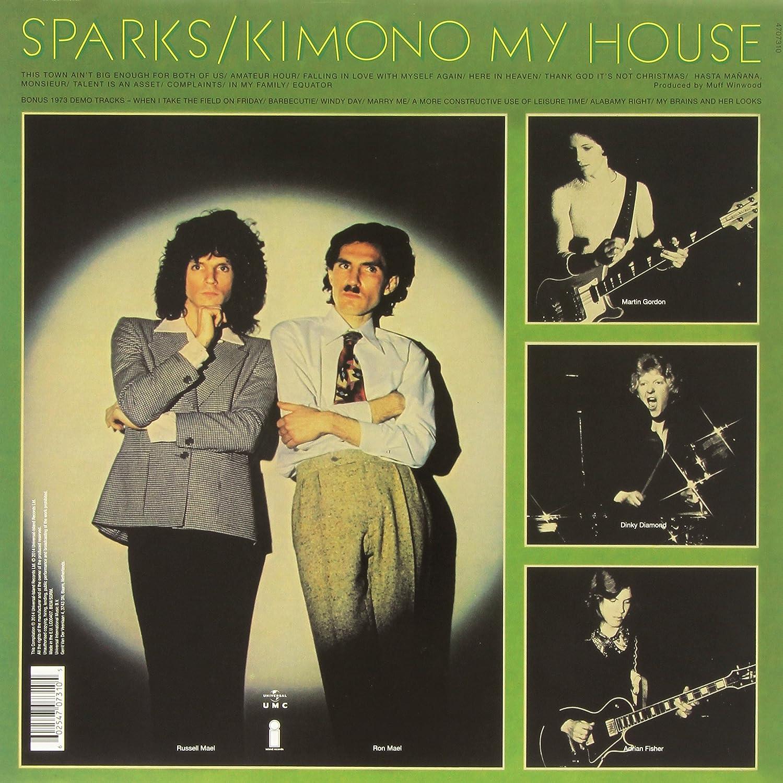 Kimono My House : Sparks: Amazon.es: Música