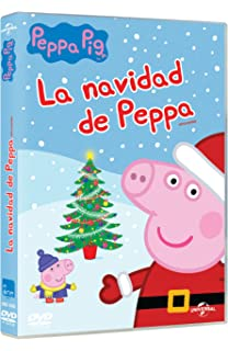 Peppa Pig En Espanol - La Navidad de Peppa Region 4 DVD (Spanish and English