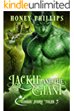 Jackie and the Giant: Cosmic Fairy Tales