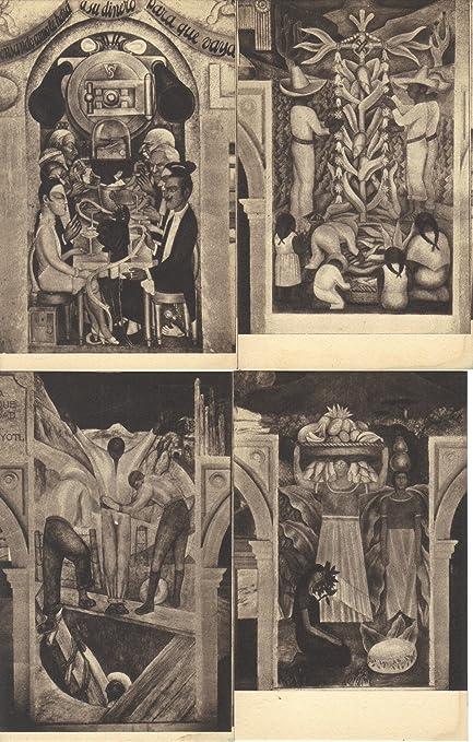 Amazon.com : Arte de Mexicano. Tarjeta Postal. Postcards. 18 ...