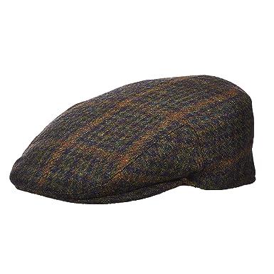 JB Stetson Plaid Ivy Cap at Amazon Men s Clothing store  8522f94f728
