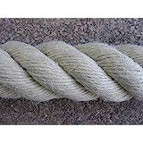 Pasador para pasamanos de cuerda (40 mm) Natural.
