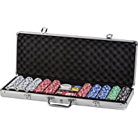 Triumph 500 Poker Chips with Case