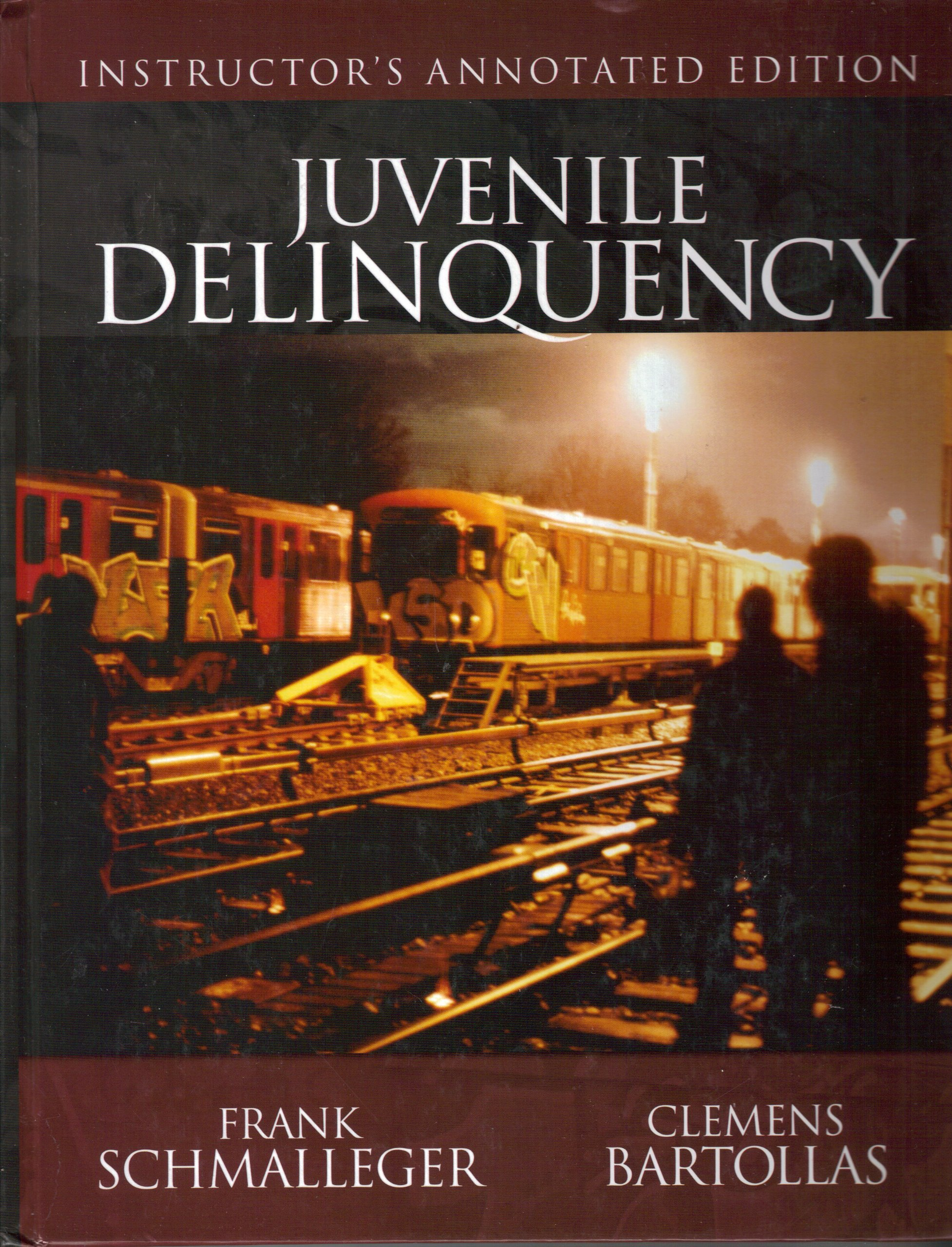 Download Juvenile Delinquency (Instructor's Annotated Edition) PDF