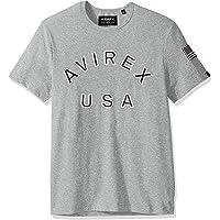 Avirex Men's AVF19BT03-HEATHER