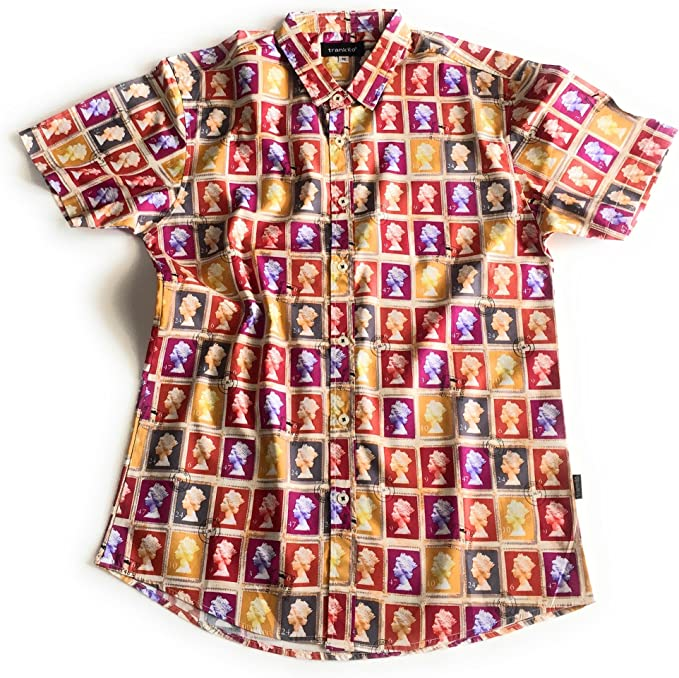 TRANKILO Camisa Sellos. (XXL): Amazon.es: Ropa y accesorios